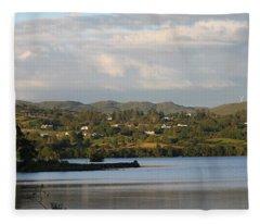 Lough Eske Fleece Blanket