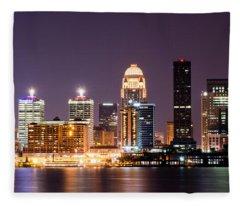 Louisville 1 Fleece Blanket