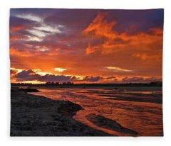Love At First Light Fleece Blanket