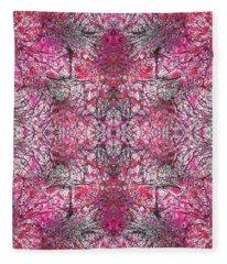 Love Attract Love Radiate Love #1347 Fleece Blanket
