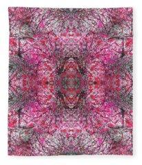 Love Attract Love Radiate Love #1350 Fleece Blanket