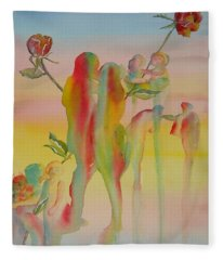 Love Is Eternal Fleece Blanket