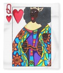 Love Queen Fleece Blanket