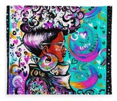 Colorful Fleece Blankets