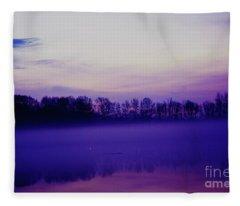 Loves Passion Fleece Blanket