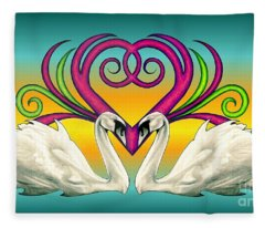 Loving Souls Fleece Blanket