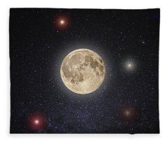 Luna Lux Fleece Blanket