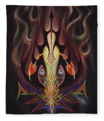 Lust Fleece Blanket