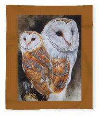 Luster Fleece Blanket