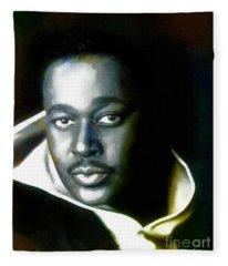Luther Vandross - Singer  Fleece Blanket