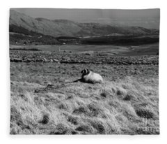 Maam Valley Fleece Blanket
