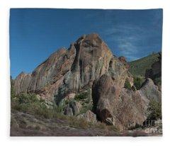 Machete Ridge Lighter Fleece Blanket
