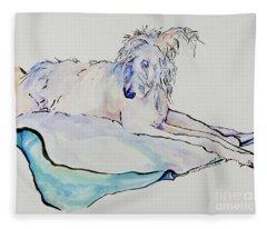 Maevis Fleece Blanket