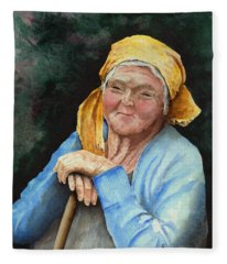 Maggie Fleece Blanket