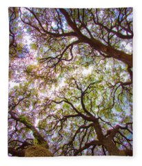Magic Canopy Fleece Blanket
