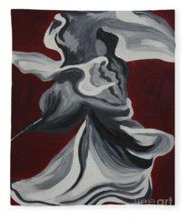 Magic Dance Fleece Blanket