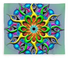 Magical Hypnosis Fleece Blanket