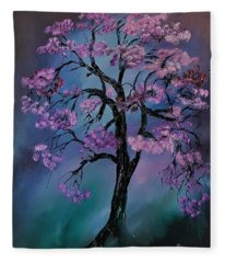 Magical Tree                  66 Fleece Blanket