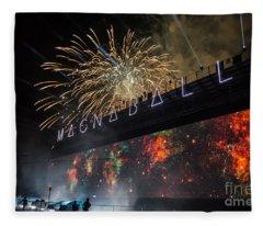 Magnaball Finale Fleece Blanket
