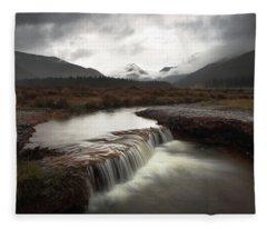 Magnificence Fleece Blanket