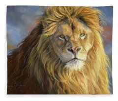 Majestic King Fleece Blanket