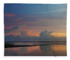 Majestic Rise Fleece Blanket
