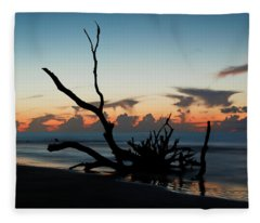 Majestic Sunrise Fleece Blanket