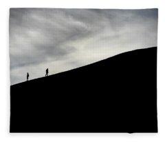Make The Climb Fleece Blanket