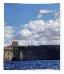 #maltaphotography #malta Fleece Blanket