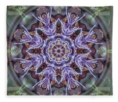 Manifestation Magic Fleece Blanket