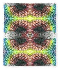 Manifestations Of The Vibrational Energy #1435 Fleece Blanket