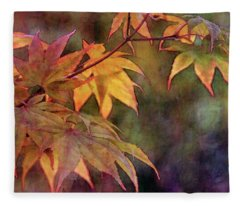 Maples Golden Glow 5582 Idp_2 Fleece Blanket