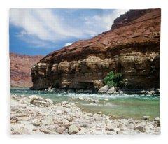 Marble Canyon Fleece Blanket