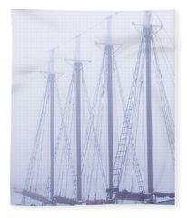 Margaret Todd Fleece Blanket