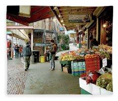 Market Alley Wares Fleece Blanket