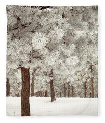 Marshmallow World Fleece Blanket