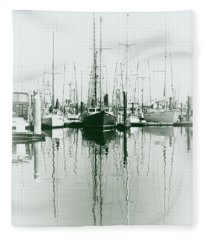 Masts Fleece Blanket