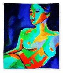Mayumi Fleece Blanket