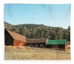 Mcgraw Ranch Fleece Blanket