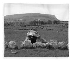 Megalithic Monuments Aligned Fleece Blanket