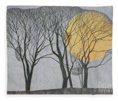 Megamoon Fleece Blanket
