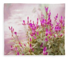 Mellow Afternoon Fleece Blanket