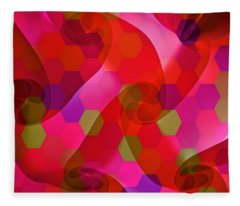 Mercury Illuminations Fleece Blanket