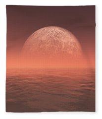 Mercury Fleece Blanket