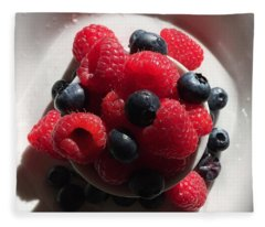 Merry Berry Fleece Blanket