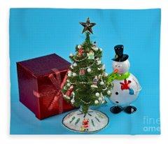 Merry Christmas To You Fleece Blanket