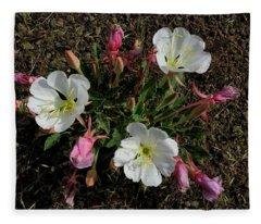 Mesa Blooms Fleece Blanket