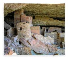 Mesa Verde 1993 Fleece Blanket