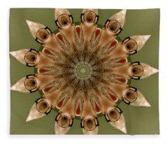 Mesmerizing Star Fleece Blanket