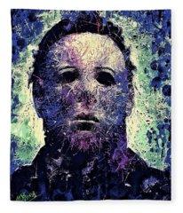 Michael Myers Fleece Blanket